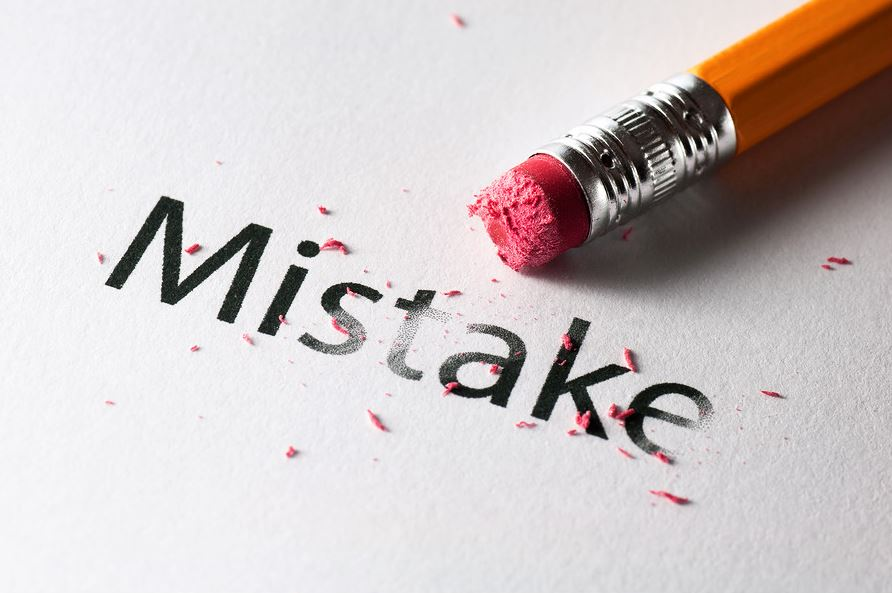 Success Secret Learning From Mistakes