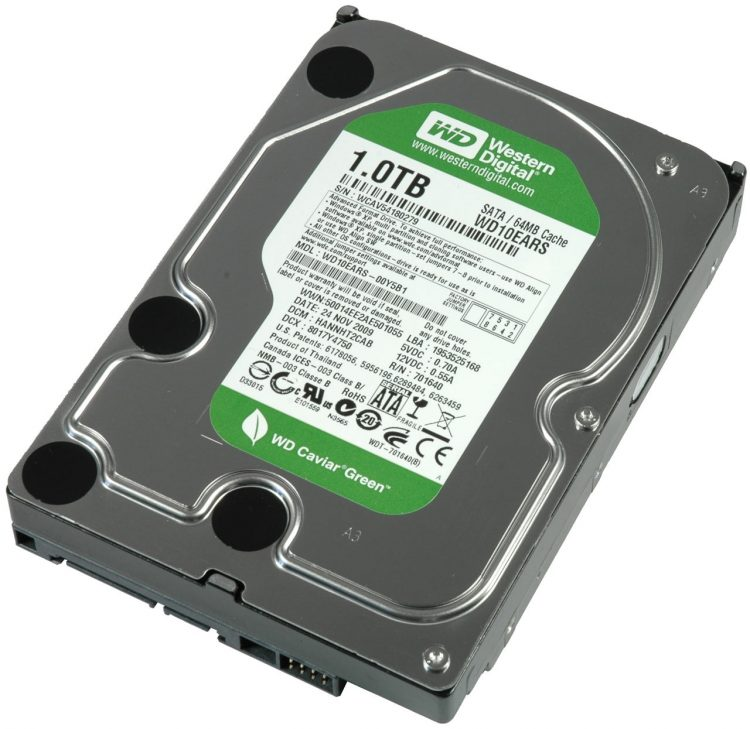 wd internal