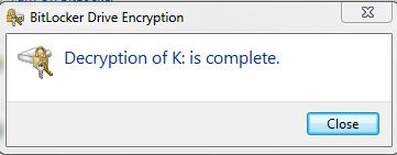 Decryption Complete